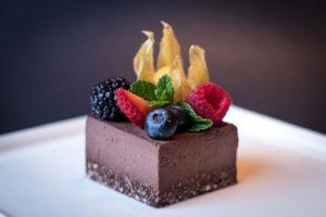 Десерт Черный квадрат