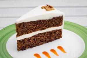 Морковный торт «Фанни-Банни»